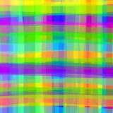 Психоделическая картина текстуры ткани Стоковая Фотография
