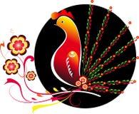пташка декоративная Стоковое Изображение