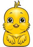 Птица шаржа Стоковые Фото