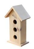 птица house wooden Стоковые Изображения