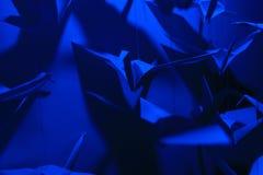 Птицы Origami Стоковое Изображение RF