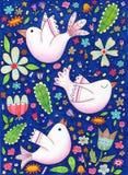 птиц Стоковое Изображение RF
