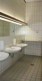 публика ванной комнаты Стоковые Изображения RF