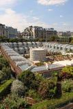 публика paris сада Стоковая Фотография RF