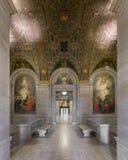 Публичная библиотека Детройта Стоковая Фотография RF