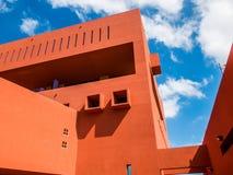 Публичная библиотека Сан Антонио стоковая фотография