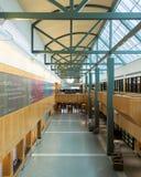 Публичная библиотека Allen County Fort Wayne стоковые фотографии rf