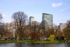 публика США сада boston общяя Стоковые Фото
