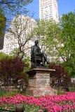 публика США сада boston общяя Стоковое Фото