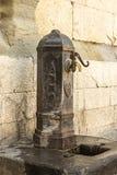 публика фонтана Стоковые Фото