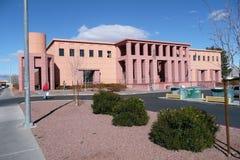 Публичная библиотека графства Las Вегас-Clark Стоковые Изображения RF