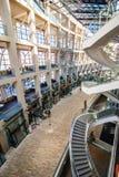 Публичная библиотека Солт-Лейк-Сити Стоковые Изображения RF