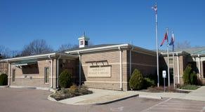 Публичная библиотека Bartlett Теннесси стоковая фотография