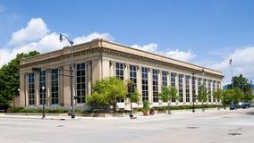 Публичная библиотека Beloit Стоковое фото RF