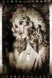 Пугающий манекен Стоковое Фото