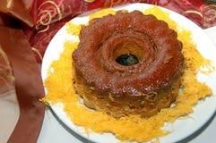 пудинг десерта Стоковые Фотографии RF