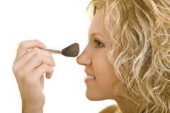 пудрить носа Стоковая Фотография RF