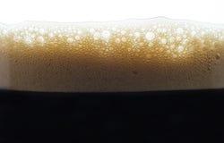 Пузыри в чашке кофе Стоковая Фотография RF