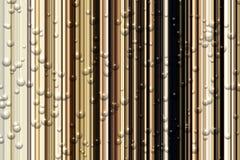 Пузыри коричневеют серые черные абстрактные линии, абстрактную текстуру Стоковое фото RF