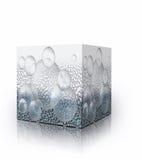 пузыри коробки Стоковые Фотографии RF