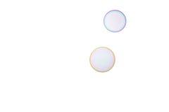 Пузыри мыла Стоковое Изображение