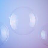 Пузыри мыла Стоковое фото RF