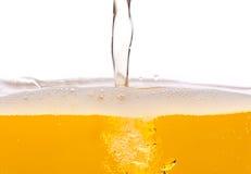 Пузыри пива. Стоковое Изображение