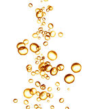 Пузыри Шампани Стоковое фото RF