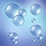пузыри Стоковая Фотография