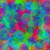 Пузыри Clor Стоковая Фотография RF