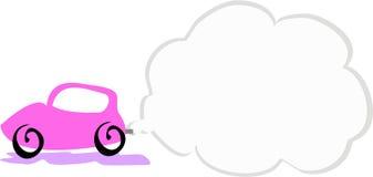 Пузырь автомобиля Стоковые Фото
