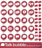 Пузырь беседы Стоковые Изображения RF