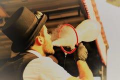 Пузырь на цирке Стоковое фото RF