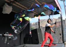 Пузырь на цирке Стоковое Изображение RF