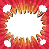 Пузырь речи заграждения Стоковые Фотографии RF