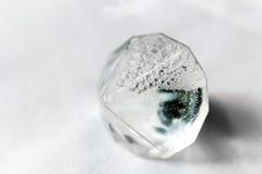 Ромбовидные дуя пузыри Стоковые Фото