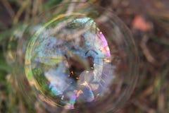Пузырь фотографа Стоковое фото RF