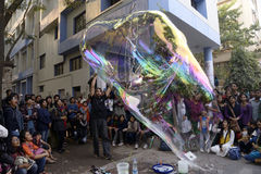 Пузырь Стоковая Фотография RF