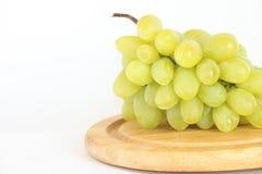 Пук белых виноградин Стоковое фото RF