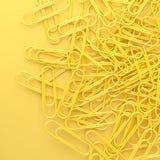 Пук бумажных зажимов Стоковое фото RF
