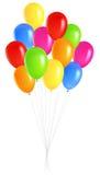 Пук воздушных шаров Стоковая Фотография RF