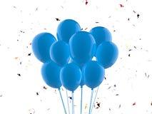 Пук воздушных шаров Стоковые Фотографии RF