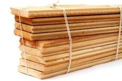 Пук деревянных планок Стоковые Изображения RF