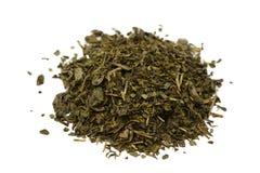 пук зеленого чая Стоковые Изображения RF
