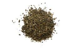 пук зеленого чая Стоковое фото RF