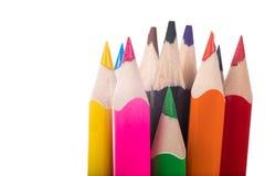 Пук карандашей цвета Стоковые Фото