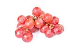 Пук красных виноградин стоковое изображение rf