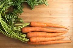 Пук морковей Стоковые Изображения RF