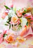 Пук цветков Стоковая Фотография