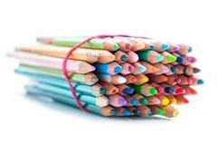 Пук Crayons Стоковое фото RF